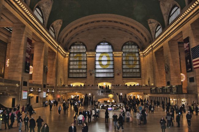 Steve Purnell | Grand Central Terminal