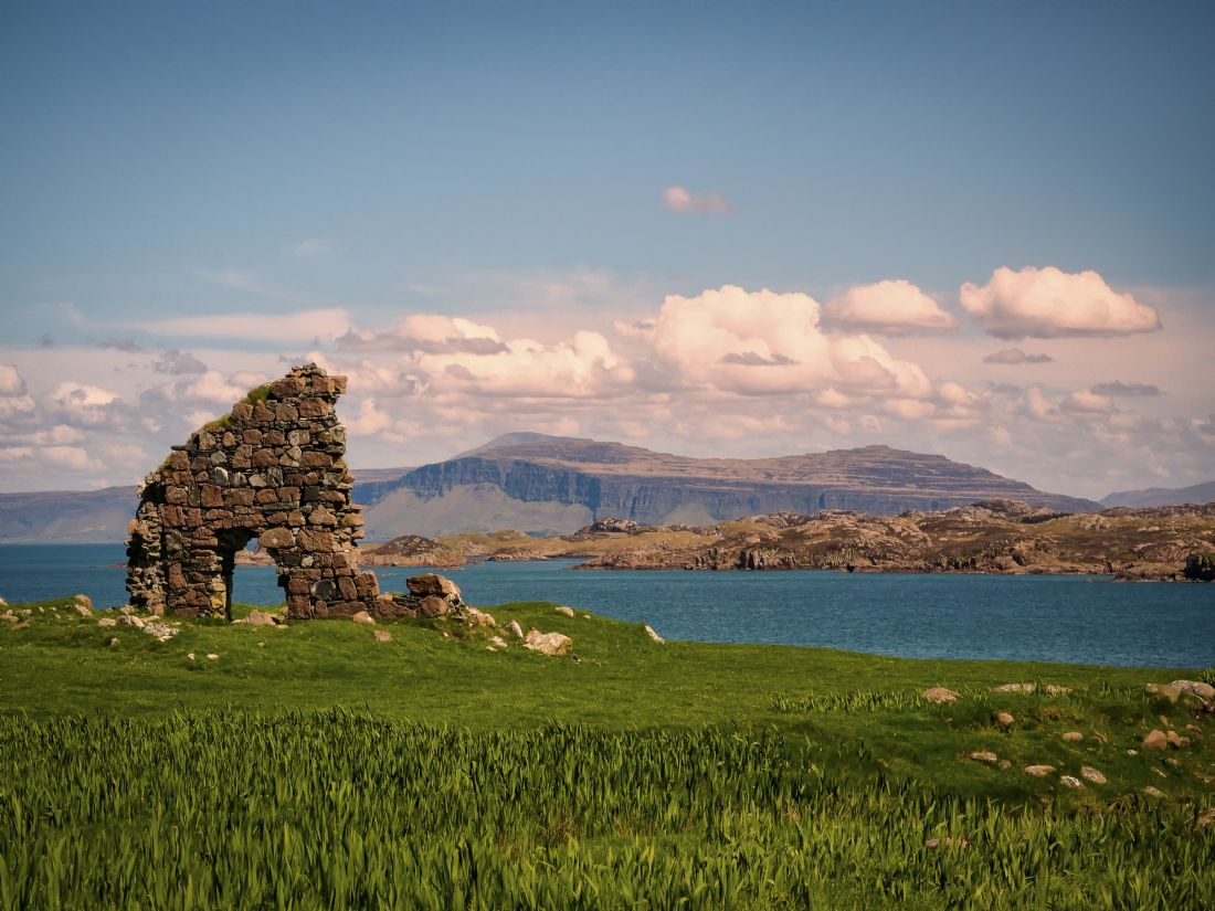 David Brookens | Mull from Iona