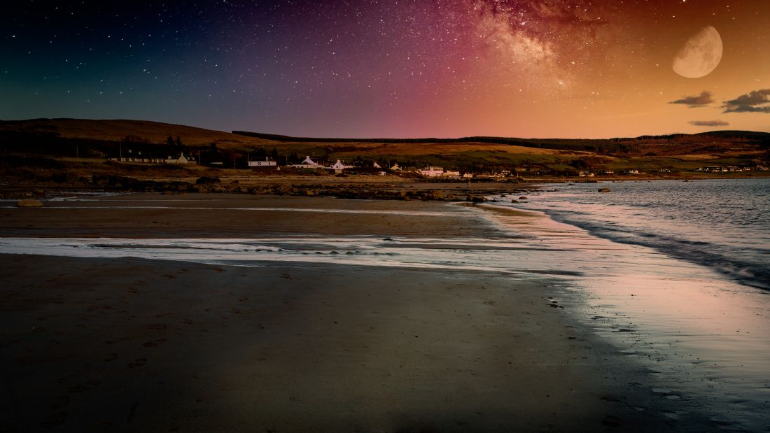 David Brookens | Fantasy Evening at Blackwaterfoot