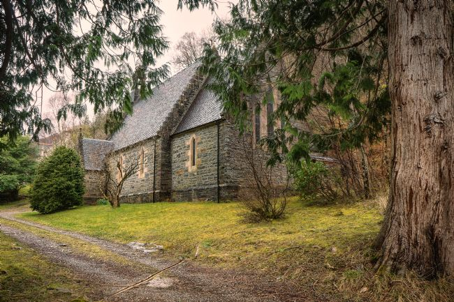 David Brookens | St Finan's Church