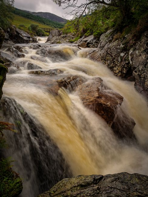 David Brookens | North Sannox Cascade
