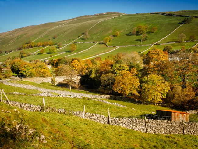 David Brookens | Kettlewell in Wharfedale