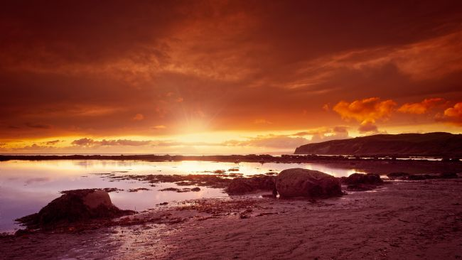 David Brookens | Kildonan Sunset