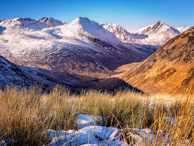 David Brookens | Beinn a'Chliabhain and Glen Rosa