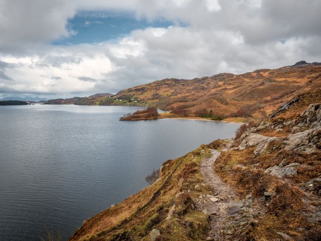 David Brookens | Loch Morar and Bracora