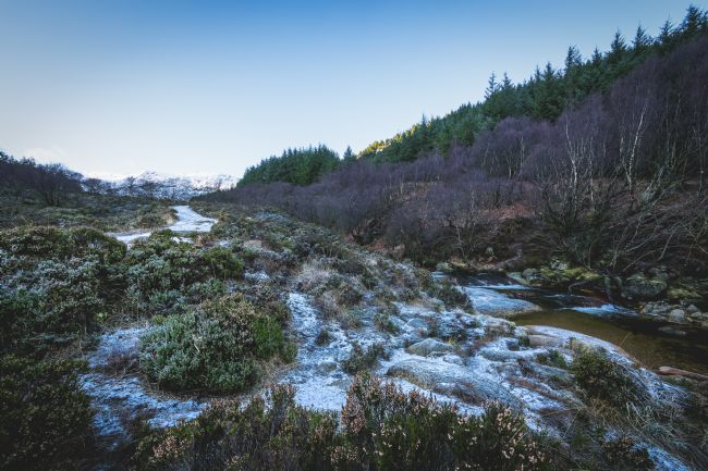 David Brookens | N'erday in North Glen Sannox