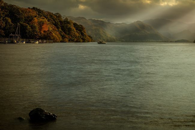 David Brookens | Borrowdale Evening