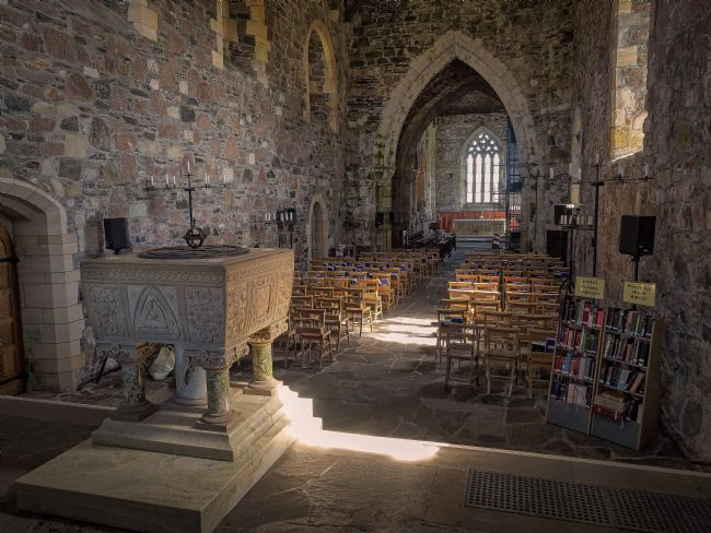 David Brookens | The Abbey of Iona