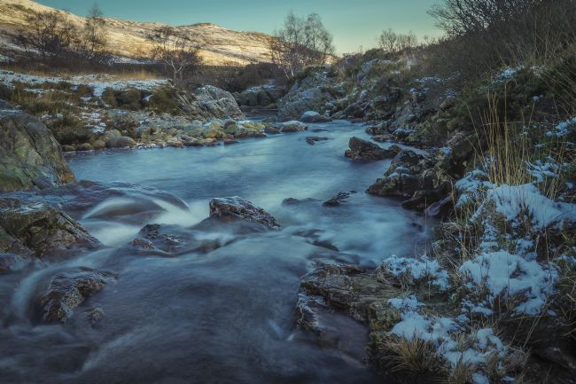 David Brookens | Winter at North Sannox