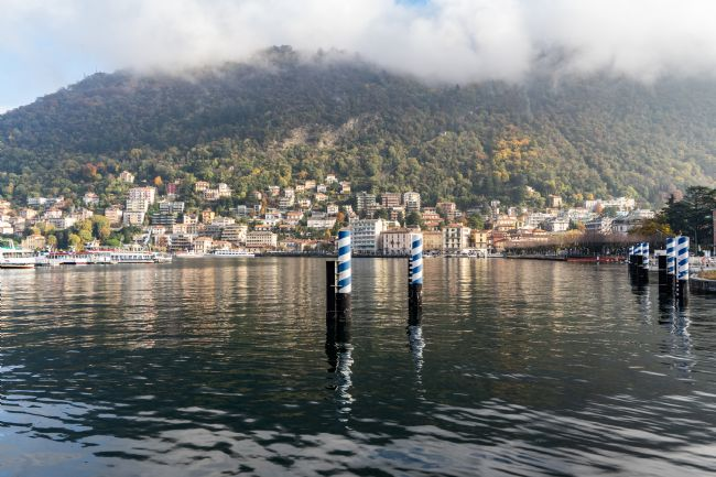 Phil Wareham | Lakeside in Como