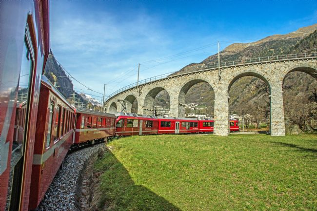 Phil Wareham | Brusio Viaduct