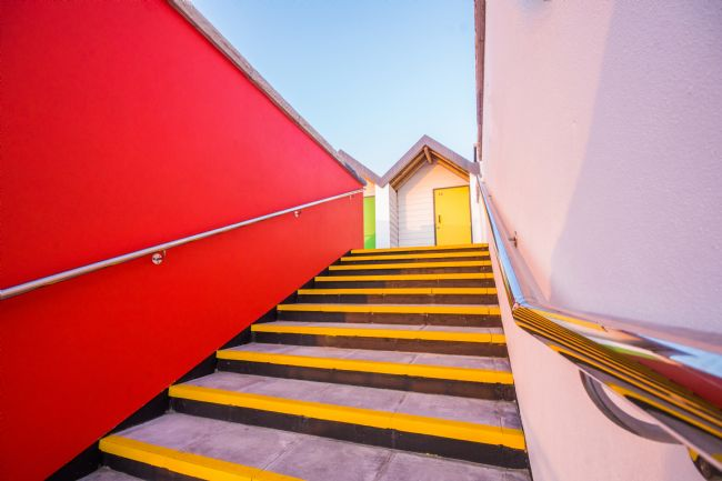 Phil Wareham | Steps Up