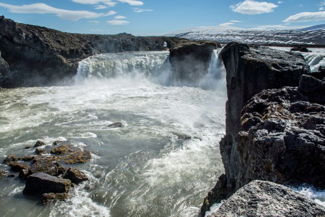Phil Wareham | Godafoss
