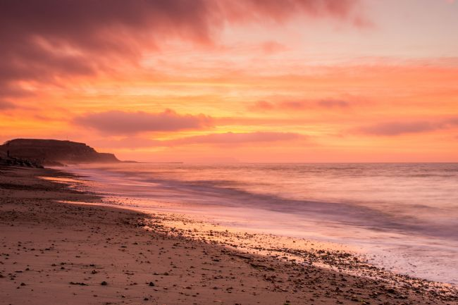 Phil Wareham | Solent Sunrise