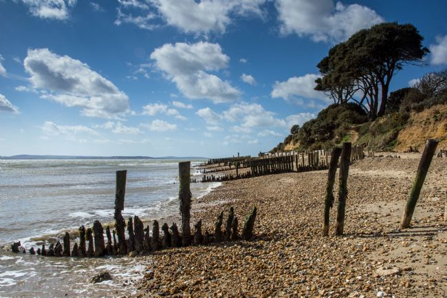 Phil Wareham | Lepe Beach