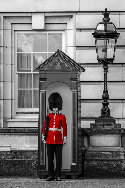 Pam Sargeant | Queens Guard