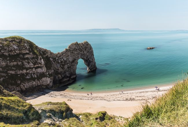 pauline tims | Durdle Door Dorset UK