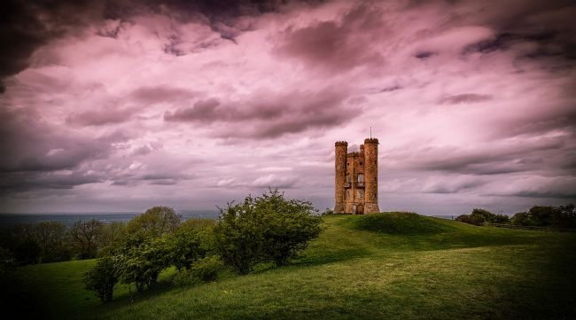 pauline tims | Broadway Tower , Worcestershire, UK