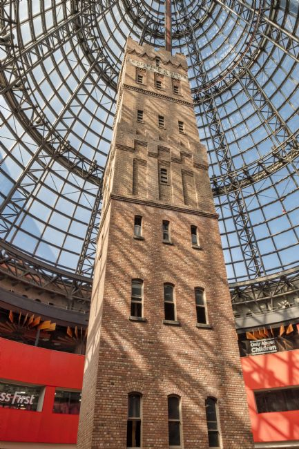 pauline tims | Coops Shot Tower, Melbourne