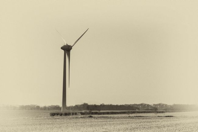 Tim Hage | Modern day windmill