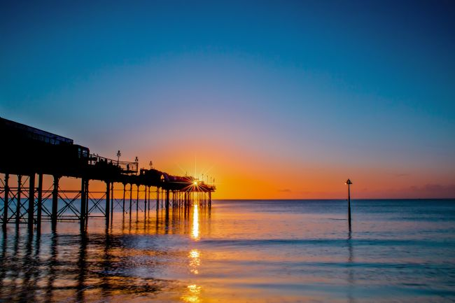 Tracey Yeo | Teignmouth Pier Sunrise