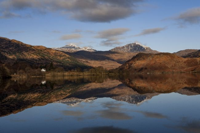 David Richardson | Reflections on Loch Lomond