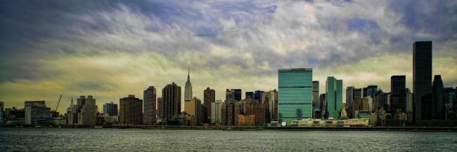 David Richardson | New York City skyline