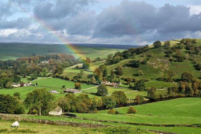 David Birchall | Yorkshire Dales Rainbow