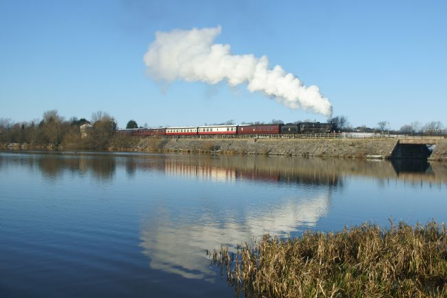 David Birchall | Steam Railway Reflections.