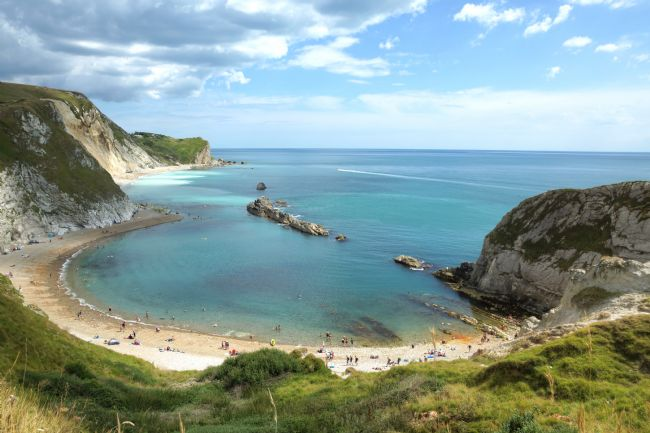David Birchall | Man O' War Bay, Dorset