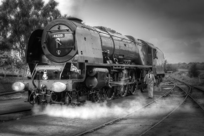 David Birchall | 46233 Duchess Of Sutherland