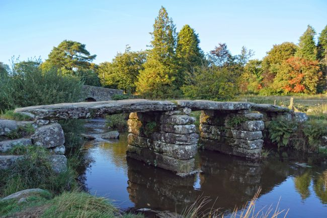 David Birchall | Dartmoor Clapper Bridge