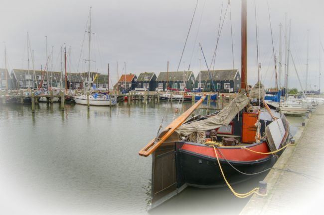 David Birchall | Marken Harbour