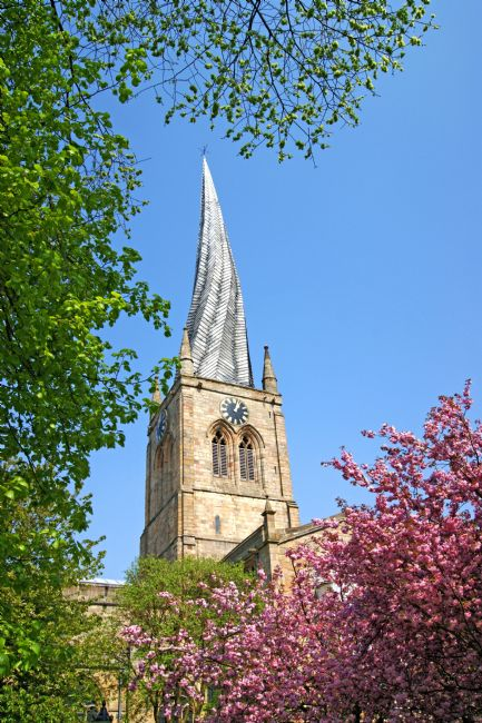 David Birchall | Chesterfield's Twisted Spire