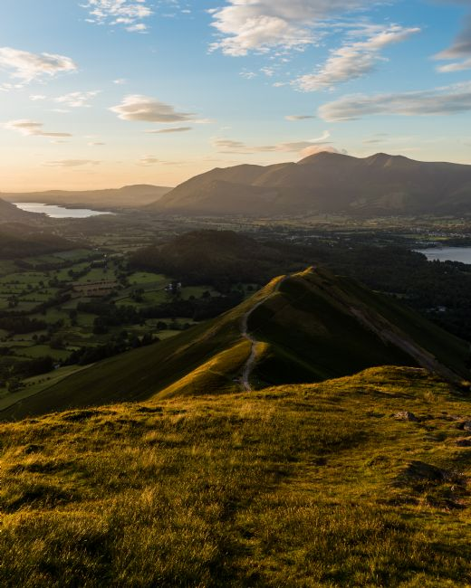 Thomas Green | Catbells Sunset 2