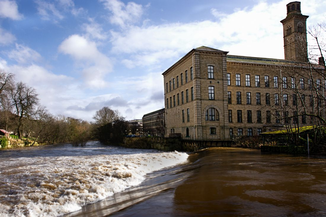 David Hollingworth | The Weir