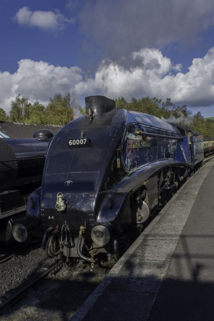 David Hollingworth | Sir Nigel Gresley 1