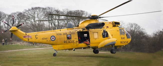 David Hollingworth | Sea King 128