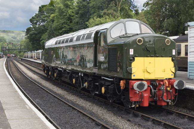 David Hollingworth | Andania at NYMR
