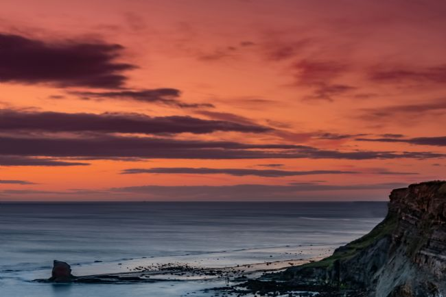 David Hollingworth | Black Nab Dawn