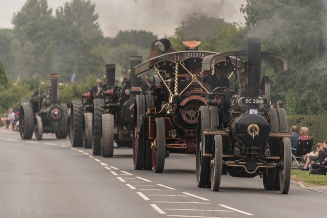 David Hollingworth | Heavy Steam Tractors