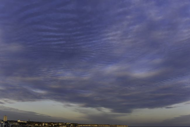 David Hollingworth | Clouds Over Bridlington