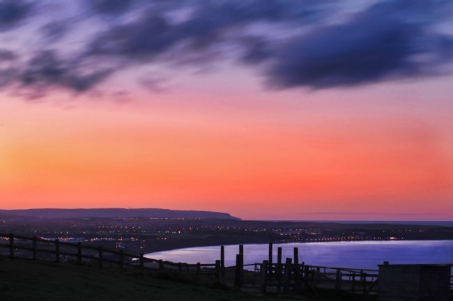 David Hollingworth | Filey Evening