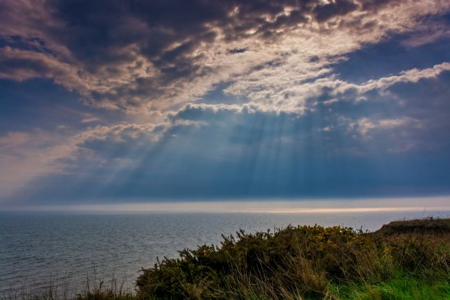David Hollingworth | Heavenly Rays