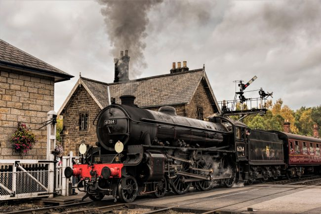 David Hollingworth | 61264 Departs Grosmont