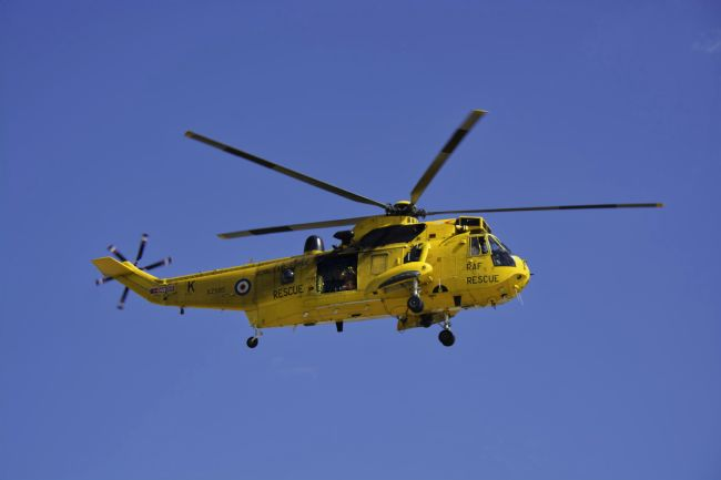 David Hollingworth | Sea King on Patrol