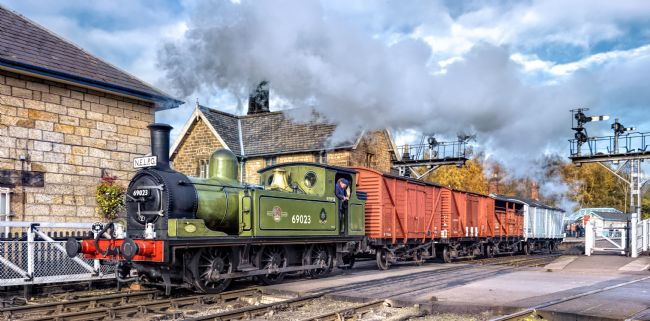 David Hollingworth | Steam Locomotive Joem Class J72