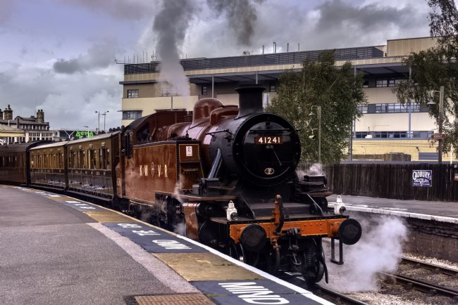David Hollingworth | LMS Designed Ivatt Class 2MT 2 - 6 - 2