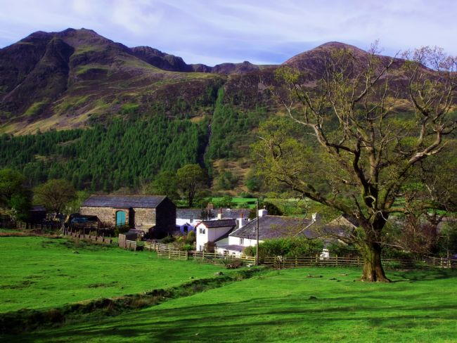 Susan Tinsley | Buttermere village