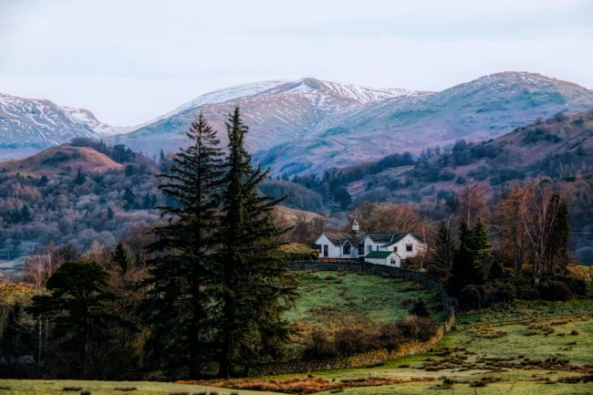 Susan Tinsley | Langdales in winter